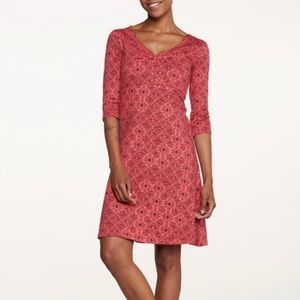 Toad&co Rosalinda Dress organic cotton PRINT